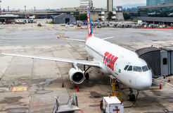 TAM Airbus A320 Image stock