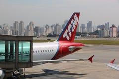 TAM Airlines Images libres de droits