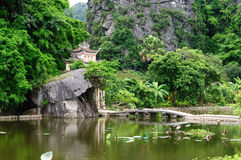 Tam Coc Natioanl Park Stock Photography