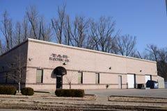 Tam Electric Company, Memphis, TN Fotografía de archivo