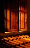 - tam jest światło Fotografia Royalty Free