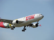 Tam Linhas Aereas Aircraft Stock Photography