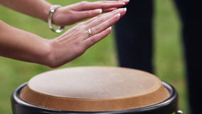 Tam-tam drum Royalty Free Stock Photos