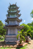 Tam Thai Pagoda in Marble Mountains,  Vietnam Royalty Free Stock Photo