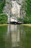 tam vietnam för cocnatioanlpark Arkivbilder