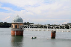 Tama湖 库存图片