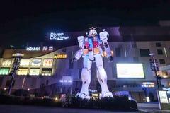 Tama przy kierowcy miastem, Tokio, Japonia 4 2016 NOV Zdjęcia Royalty Free