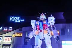 Tama przy kierowcy miastem, Tokio, Japonia 4 2016 NOV Obraz Stock