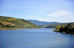 Tama Valdeobispo, Caceres prowincja, Extremadura, Hiszpania Fotografia Royalty Free