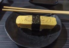 Free Tamago Sushi Royalty Free Stock Photography - 54235417