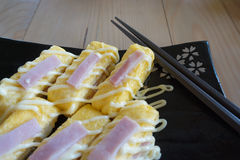 Tamagoyaki Image stock