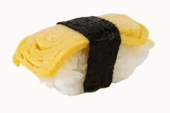 Tamako egg sushi Stock Photo