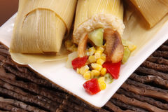 Tamale Royalty Free Stock Photo