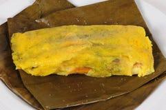Tamale. Foto de Stock