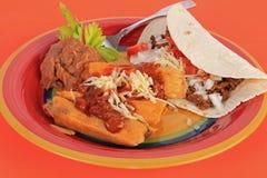 Tamale γεύμα Στοκ Εικόνα