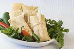 Tamales Stock Images
