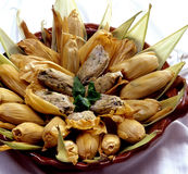 Tamales Stock Image