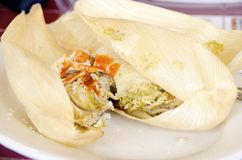tamales Immagine Stock