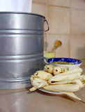 Tamales, Mexican food for Candlemas Day Stock Photo