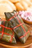 Tamales peruanos imagen de archivo
