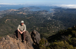 Tamalpais Park Royalty Free Stock Photography
