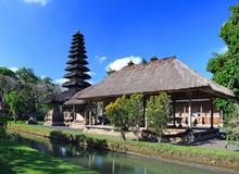 Taman Ayu tempel - Mengwi kunglig tempel 009 Arkivbild