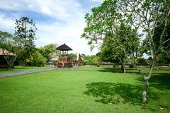 Taman Ayun świątynia w Bali, Indonezja fotografia royalty free