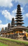 Taman Ayun. Royal Temple in Bali Stock Image