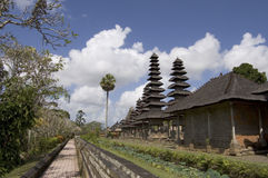 Taman Ayun temple, Bali Stock Image