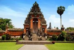 Taman Ayun Temple (Bali, Indonesia) Stock Images