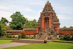 Taman Ayun Temple (Bali, Indonesia) Stock Photo
