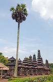 Taman Ayun Temple (Bali, Indonesia) Royalty Free Stock Image