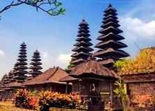 Taman Ayun Temple (Bali, Indonesia) Stock Image