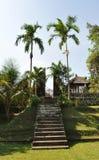 Taman ayun temple, bali, indonesia Royalty Free Stock Images