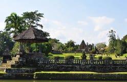 Taman ayun temple, bali, indonesia Royalty Free Stock Photos