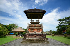 Taman Ayun Temple in Bali, Indonesia Royalty Free Stock Photo