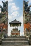 Taman Ayun temple gate Royalty Free Stock Images