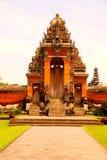 Taman Ayun Temple in Mengwi (Bali, Indonesia) Stock Image