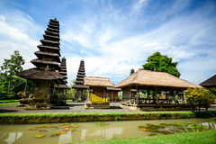 Taman Ayun Temple (Mengwi), Bali, Indonesia Stock Photos