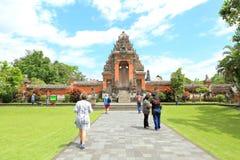 Taman Ayun Temple (Pura Taman Ayun) Royalty Free Stock Image