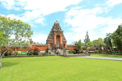 Taman Ayun Temple (Pura Taman Ayun) Royalty Free Stock Photography