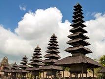 Taman Ayun temple site Stock Image