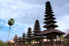 taman ayunbali indonesia pura Royaltyfri Foto
