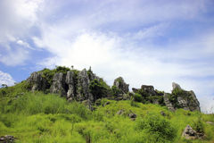 Taman Batu Arkivbilder