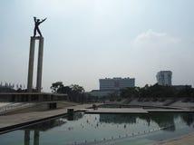 Taman Lapangan Banteng, Джакарта стоковые изображения