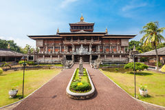 Taman Mini Indonesia Royalty Free Stock Photography