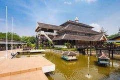 Taman Mini Indonesia Royalty Free Stock Photo