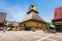 Taman Mini Indonesia Royalty Free Stock Image