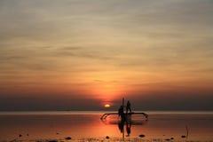 Sunrises. Taman Nasional Baluran - Jawa Timur Stock Images
