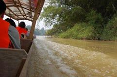 Taman Negara - barco de la velocidad Imagen de archivo